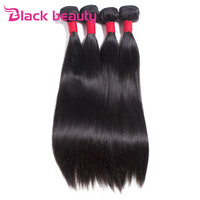 Online Shop 8A malaysian straight hair 4 bundles with closure rosa hair products malaysian straight human hair weave bundles with closure | Aliexpress Mobile