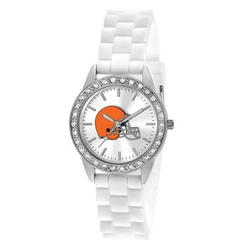 Cleveland Browns NFL Women's Frost Series Watch