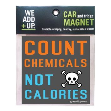 Count Chemicals Magnet