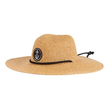 CAPTAIN FIN Kookmeyer Straw Hat, Natural