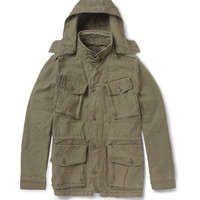 J.Crew - Garrison Cotton Jacket | MR PORTER