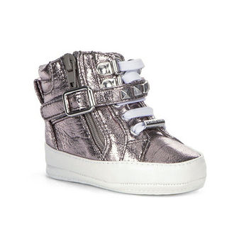 MICHAEL Michael Kors Girls´ Ivy Rory High-Top Crib Sneakers | Dillards