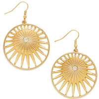 ModCloth Boho Rays of Glory Earrings