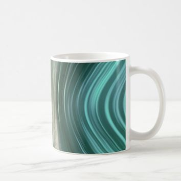 Glacier Green Driving Dreams Mug