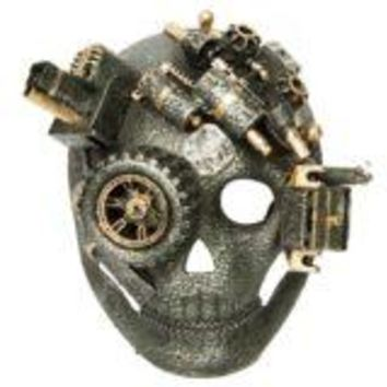 Steampunk Mask w/ LED Lights