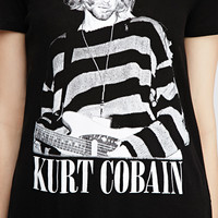 Kurt Cobain Graphic Tee