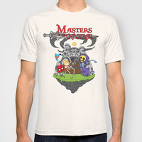 MASTER OF THE UNIVERSE T-shirt by Maioriz Home
