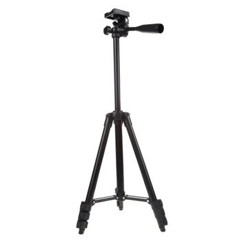Professional Photographic Travel Portable Tripod for Digital Camera Camcorder Fold 35cm +1pcs Phone Holder+1pcs Nylon Carry Bag