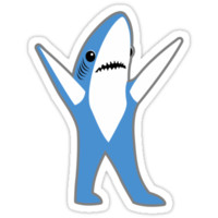 Katy Perry Half Time Performance Dancing Tsundere the Shark