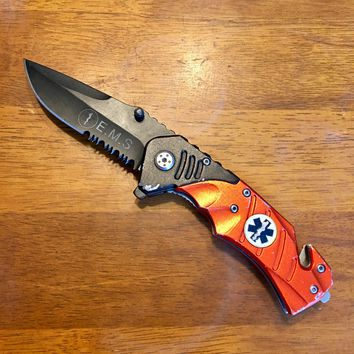 EMS Pocket Knife