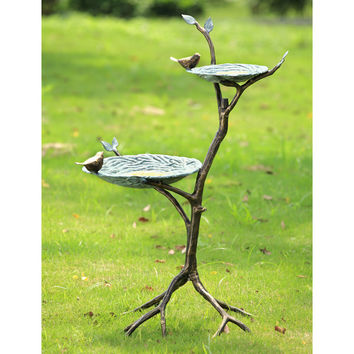 SPI Collection Gossiping Birds Bird Feeder