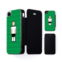 Valencia Black Flip Case for Apple iPhone 4 / 4s by Blunt Football European