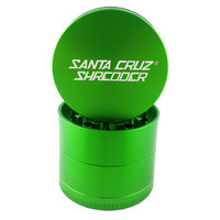 Santa Cruz Shredder 4 Piece 2 Inch (Green)