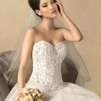 Plus Size Wedding Dresses Style 2450A