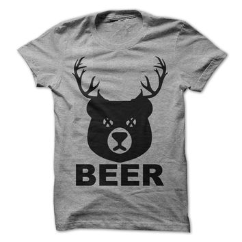 Beer Bear Deer