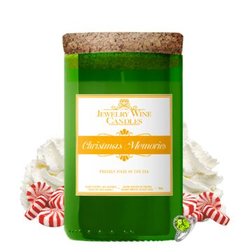 Christmas Memories | Jewelry Wine Candle®