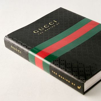 GUCCI: The Making Of By Frida Giannini | Urban Outfitters