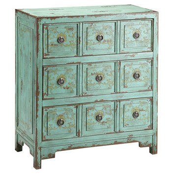 You should see this Apothecary Chest in Vintage Green on Daily Sales!