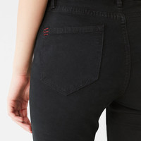 BDG Twig Grazer High-Rise Skinny Jean - Black | Urban Outfitters