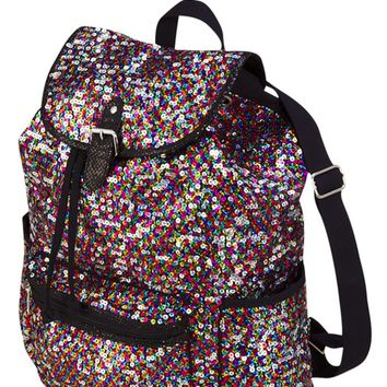 Large Sequin Rucksack | Totes & Duffles | Bags & Totes | Shop Justice