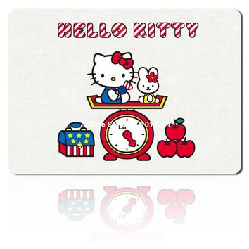 hello kitty mouse pad candy mousepad laptop anime mouse pad gear notbook computer gaming mouse pad gamer play mats