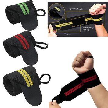 Weight Lifting  Wristband- Price is for one pair