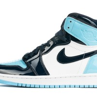 Air Jordan 1 Retro High UNC Patent (W)