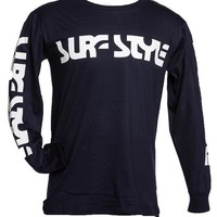 Surf Style Retro Long Sleeve