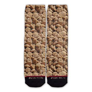 Function - Tiny Cookies Breakfast Cereal Fashion Sock