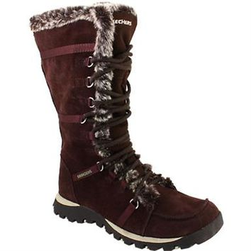 Skechers Grand Jams Unlimited | Women's Winter Boots | Rogan's Shoes