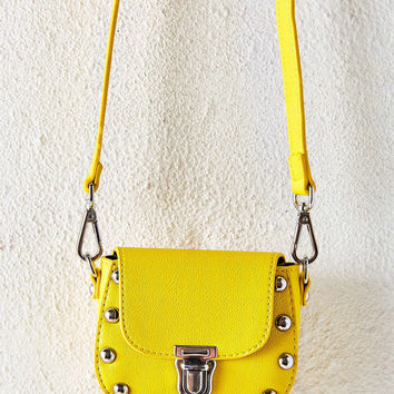 Nola Studded Mini Crossbody Bag - Urban Outfitters