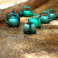 Islamic Teapots by SabrinaTubbs on Etsy
