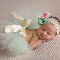 Newborn Baby Girls Boys Crochet Knit Costume Photo Photography Prop = 4457482308