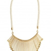 Rope Statement Necklace | Calypso St. Barth