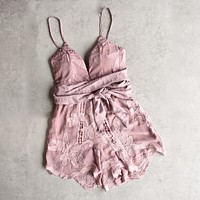 desert rose romper - more colors