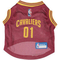 Cleveland Cavaliers NBA Pet Apparel