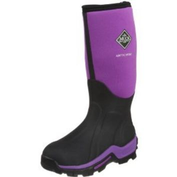 Original Muck Boots Adult Arctic Sport Hi Boot, Purple, Womens 7: Amazon.ca: Sports & Outdoors