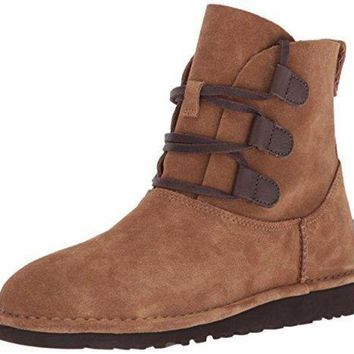 QIYIF UGG Women's Elvi Harness Boot UGG boots