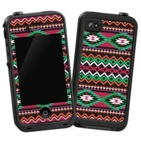 "Exotic Tribal ""Protective Decal Skin"" for LifeProof iPhone 4/4s Case"