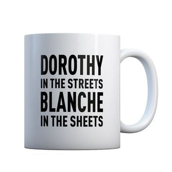 Dorothy in the Streets Gift Mug