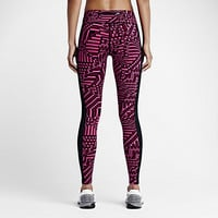 The Nike Epic Lux Printed Women's Running Tights.