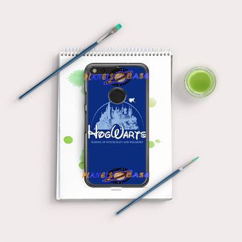 harry potter hogwart disney Google Pixel Case Planetscase.com