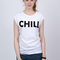 Chill Muscle Tee
