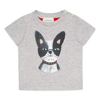 Gucci Bulldog Graphic Tee (Baby Boys & Toddler Boys) | Nordstrom