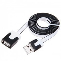 1M USB 2.0 A Male Plug to A Female Extension Cable