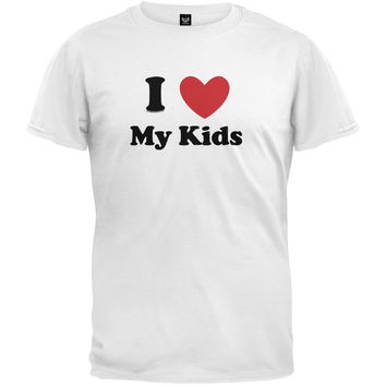 I Heart My Kids T-Shirt