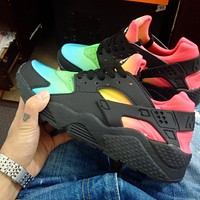 Best Online Sale Nike Air Huarache 1 Multicolor Men Women Hurache Running Sport Casual