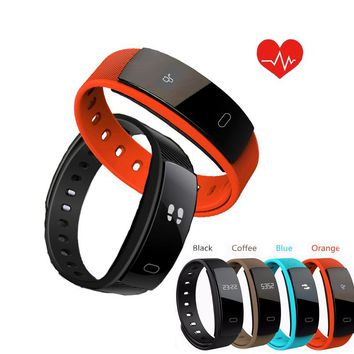QS80 Smart Wristband Blood Pressure Bracelet