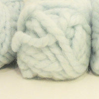 Blue Chunky Yarn  4 Skeins of Super Bulky Knitting Yarn Chunky Wool Yarn Perfect for Finger Knitting