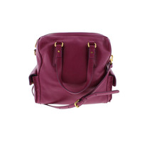 Marc by Marc Jacobs Womens Leather Convertible Satchel Handbag